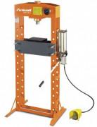Presse à commande pneumatique - Puissance de travail 30 tonnes