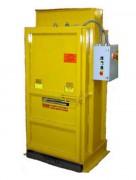 Presse à fûts verticale - Force de compression : 18 tonnes