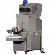 Presse à pâtes semi-industrielle - Capacité de production: environ 200 kg/h