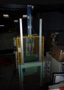 Presse à savon pneumatique occasion - Presse mécanique course totale 115 mm