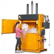 Presse balle carton 350 Kg - Poids des balles de carton : 280 – 350 kg