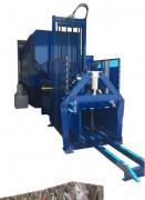 Presse balle horizontale automatique - Force de compression 20 tonnes
