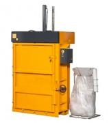 Presse carton force 5 tonnes - Poids des balles de carton : 80 – 110 kg
