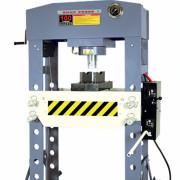 Presse d'atelier hydraulique et pneumatique - Capacité de la presse: 100 tonnes