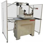 Presse de découpe - Dimensions : 900 x 450 mm Largeur du bras380 mm