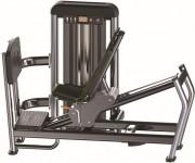 Presse de musculation à cuisses - Charge max : 133 Kg - Norme européenne EN957