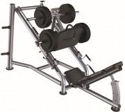 Presse de musculation à Cuisses 45° - Charge max : 700 Kg  -  Norme européenne EN957