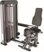 Presse de musculation Adducteurs en acier - Charge max : 96 Kg - Poids: 322 kg