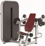 Presse de musculation biceps - Charge max : 78 Kg  -  Norme européenne EN957