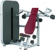 Presse de musculation deltoïdes - Charge max de 78 Kg