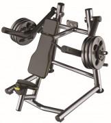 Presse de musculation Deltoïdes 150 Kg - Charge max : 150 Kg  -  Dimensions L x l x H : 1300 x 1260 x 1350 mm
