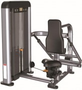 Presse de musculation Dips en acier - Charge max : 102 Kg  -  Norme européenne EN957