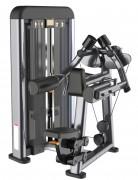 Presse de musculation Épaules - Charge max : 84 Kg - Norme européenne EN957