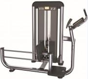 Presse de musculation Fessiers en acier - Charge max : 96 Kg - Dimensions L x l x H : 1880 x 1100 x 1580 mm