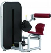 Presse de musculation lombaire - Charge max : 78 Kg - 6 niveaux
