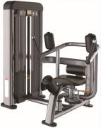 Presse de musculation Obliques en acier - Charge max : 78 Kg - Norme européenne EN957