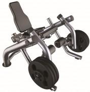 Presse de musculation Quadriceps 150 kg - Charge max : 150 Kg - Norme européenne EN957