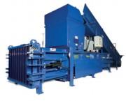 Presse horizontale haute capacité - Force de compression : 68 tonnes