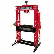 Presse hydraulique 40 tonnes - Manuelle et pneumatique