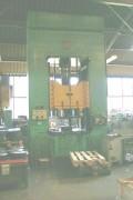 Presse hydraulique à arcade