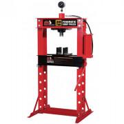 Presse hydraulique d'atelier 30 tonnes - Dimensions emballage : 1620 x 380 x 300 mm