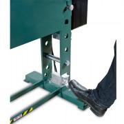 Presse hydraulique d'atelier 50 tonnes - A piston mobile