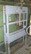 Presse hydraulique d'atelier manuelle Force 30 Tonnes