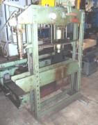 Presse hydraulique d'atelier manuelle Force 50 et 10 Tonnes - FOG PH 049