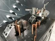 Presse hydraulique horizontale 20 Tonnes - Numérique avec mémorisation des programmes