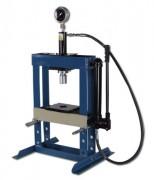 Presse hydraulique manuelle acier - Force : 10 tonnes