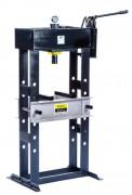 Presse hydraulique manuelle d'atelier - Pression de coupe : 30 T