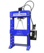 Presse hydraulique motorisée - Presse d'atelier 100 tonnes