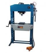Presse manuelle pneumatique - Presse d'atelier 75 tonnes