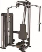 Presse musculation pectoraux supérieurs - Charge max : 96 Kg - Fabriquée en acier haute résistance