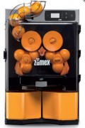 Presse orange automatique professionnel 14 fruits par minute - Capacité rail d'alimentation : 6 - 8 fruits
