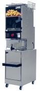 Presse oranges automatique - 20 oranges par minute - Vitesse: 1500 Tr/mn (50 Hz) - 1800 Tr/mn (60 Hz)