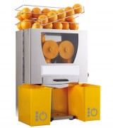 Presse oranges automatique - Capacité de dispositif d'alimentation 6 - 7 fruits