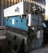 Presse plieuse hydraulique 120 Tonnes - Colly PPH 123