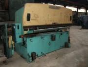 Presse plieuse hydraulique 135 Tonnes - Promecam PPH 129