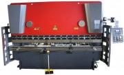 Presse plieuse hydraulique 2 axes - Longueur de pliage : 1100 à 6100 mm