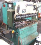 Presse plieuse hydraulique à commande numérique 25 tonnes - Promecam PPH 104