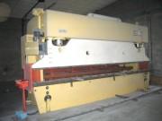 Presse plieuse hydraulique à commande numérique 300 Tonnes - Colly PPH 101