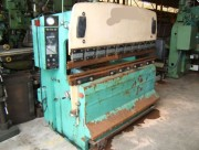 Presse plieuse hydraulique force 50 tonnes - Promecam PPH 128