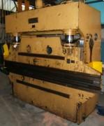 Presse plieuse hydraulique force 75 Tonnes - Colly PPH 131