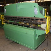 Presse plieuse hydraulique force 80 Tonnes - Promecam PPH 124