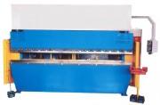 Presse plieuse hydraulique P.B.M - Commande numérique en 2 axes Y et X