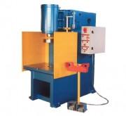 Presse verticale hydraulique - Puissance en tonne : de 30 à 200 t