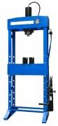 Presse verticale hydraulique manuelle - Puissance : 15 -30 - 50  tonnes