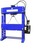 Presse verticale hydraulique motorisée - Puissance : 100 tonnes
