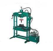 Presses hydraulique d'atelier automatique - Force 35 - 60 et 90 tonnes
